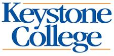 Logo for Keystone College