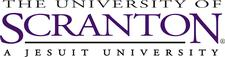 Logo for University of Scranton