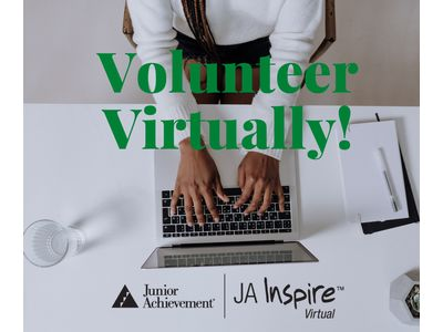 View the details for Volunteer Virtually